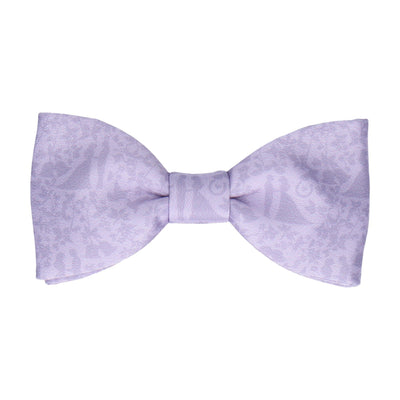 Bronte in Lilac Bow Tie (Outlet)
