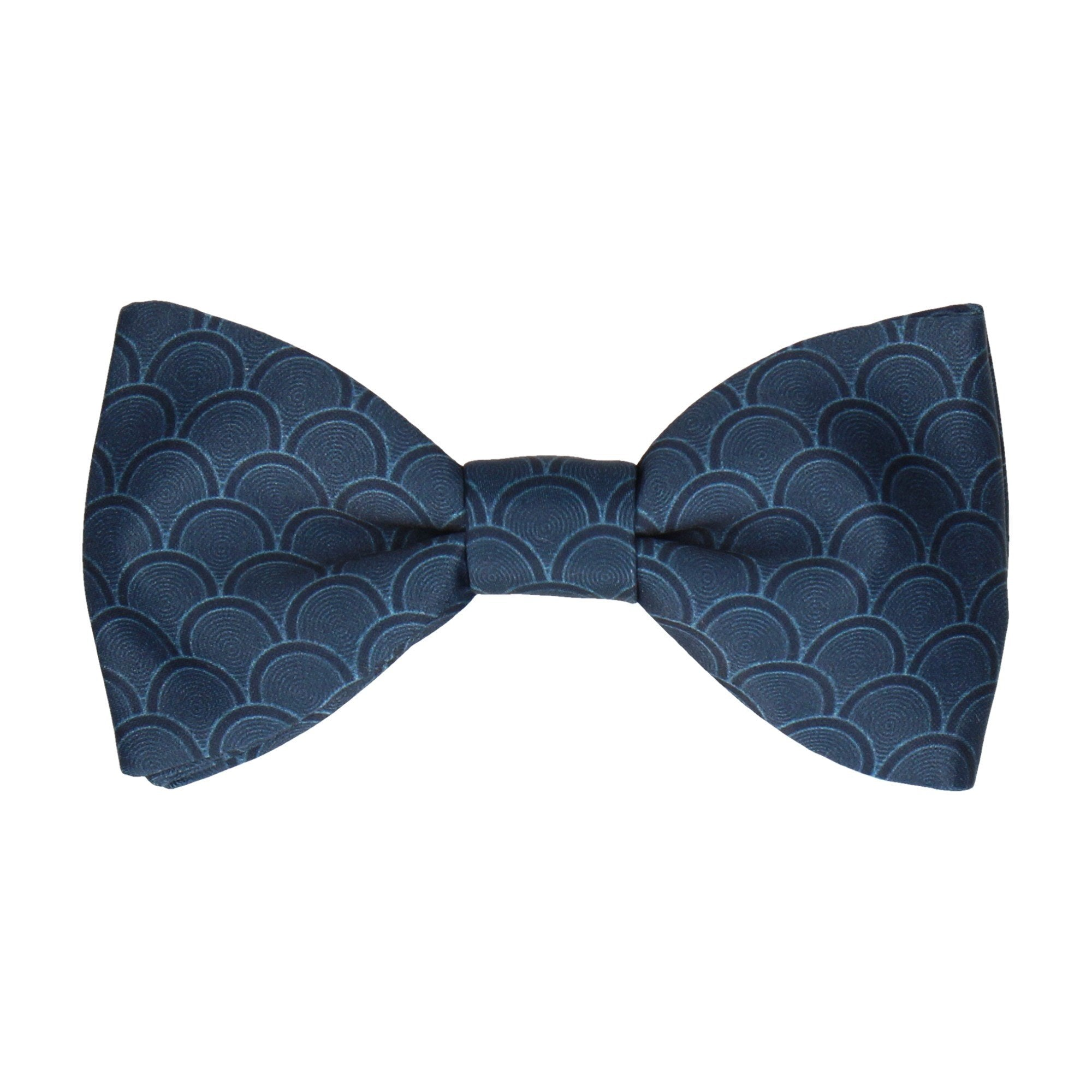 Wordsworth in Navy Bow Tie