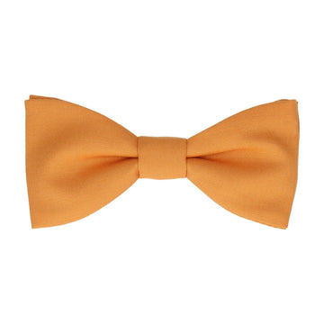 Cotton in Paprika Bow Tie