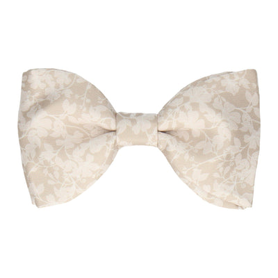 Irving in Champagne Bow Tie