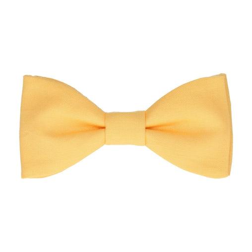 Cotton in Buttercup Bow Tie
