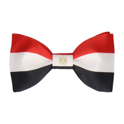 Flag of Egypt Bow Tie