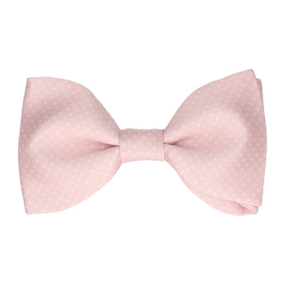 Dickinson in Soft Blush Bow Tie