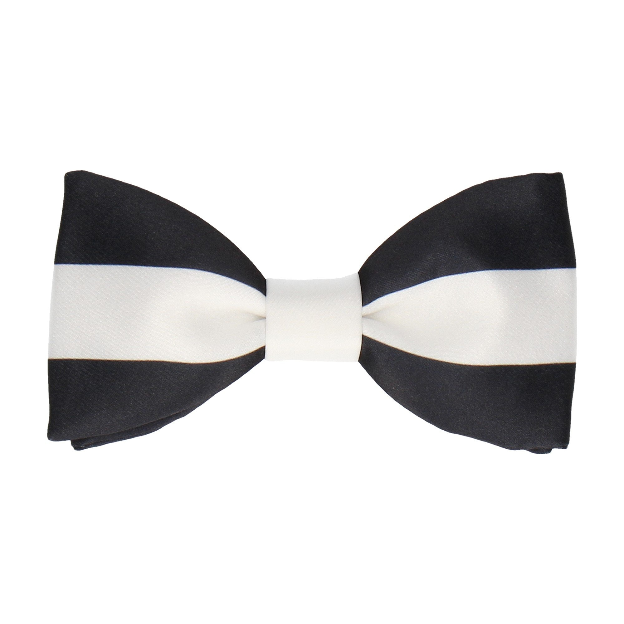 UK Flag of Cornwall (St Piran) Bow Tie