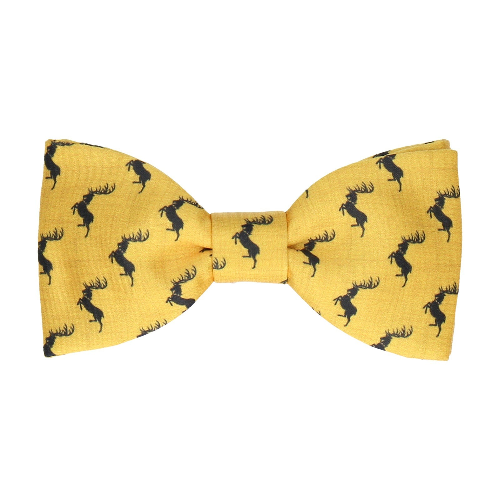 Stag Sigil House Baratheon Bow Tie