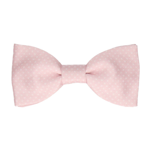 Dickinson Soft Blush Pink Bow Tie