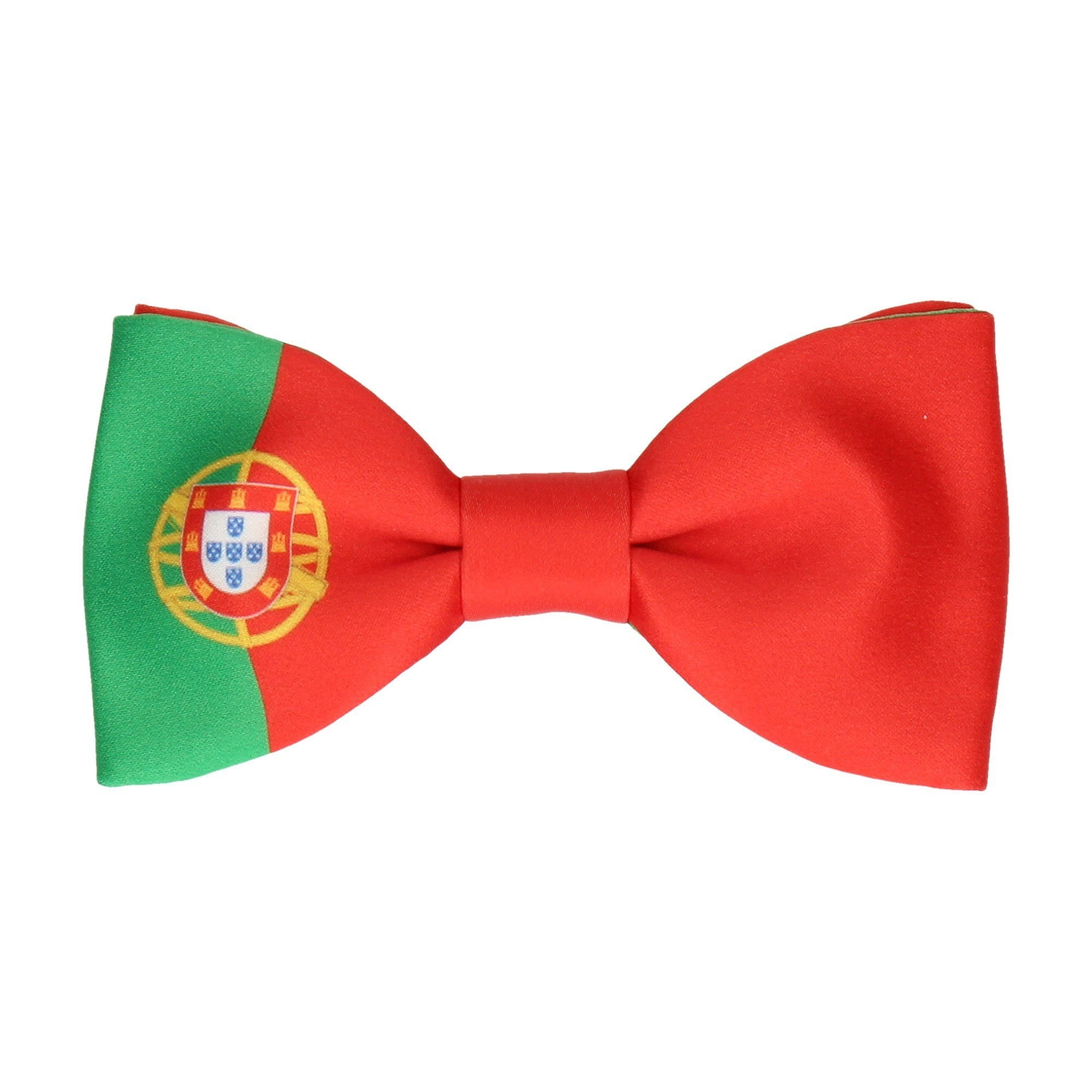 Flag of Portugal Bow Tie