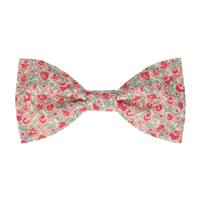 Adwick in Salmon Bow Tie