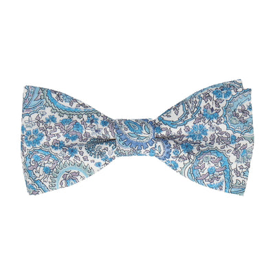 Charles in Blue Bow Tie