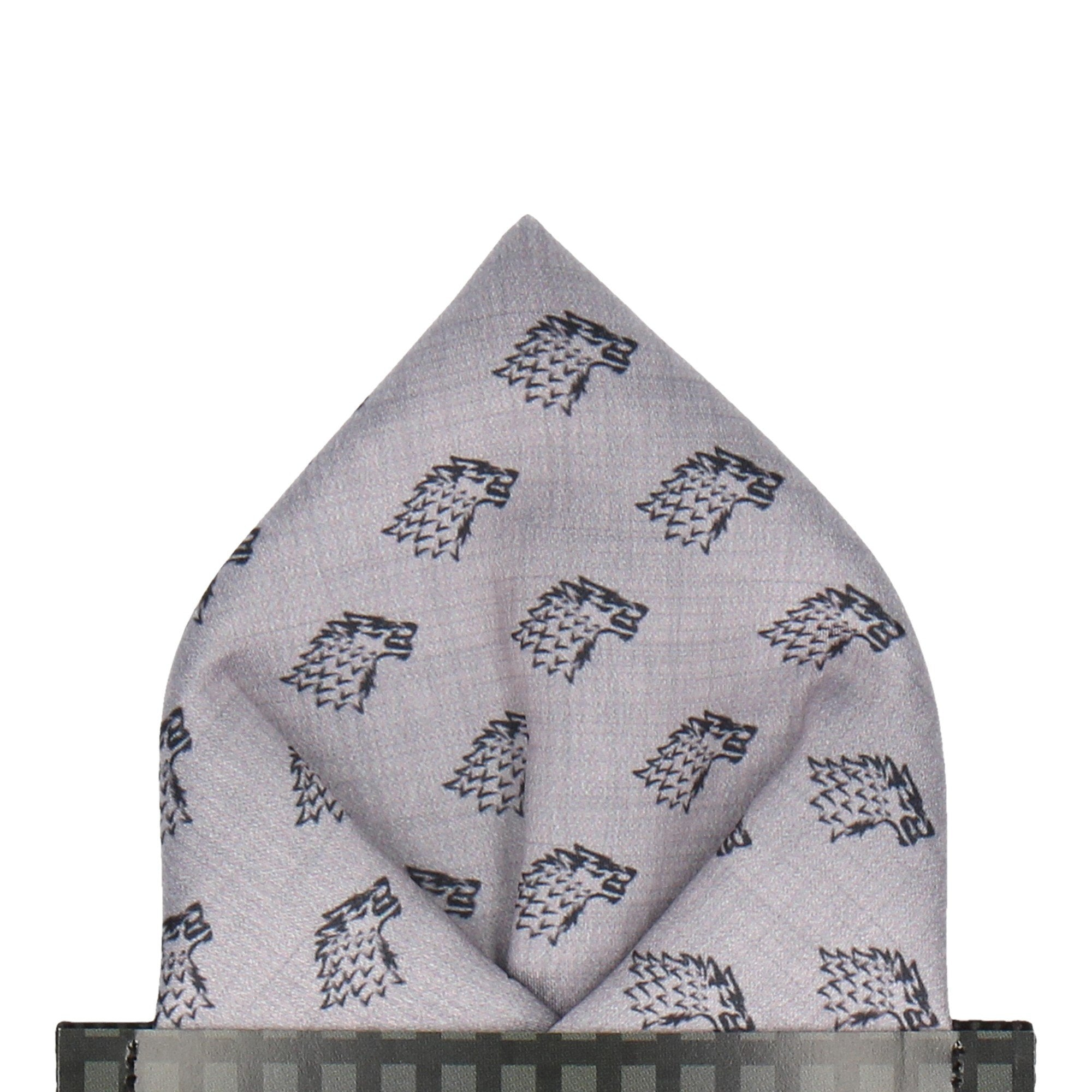 House of Stark Pocket Square