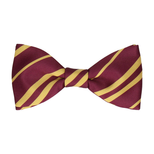 Malfoy Red Bow Tie