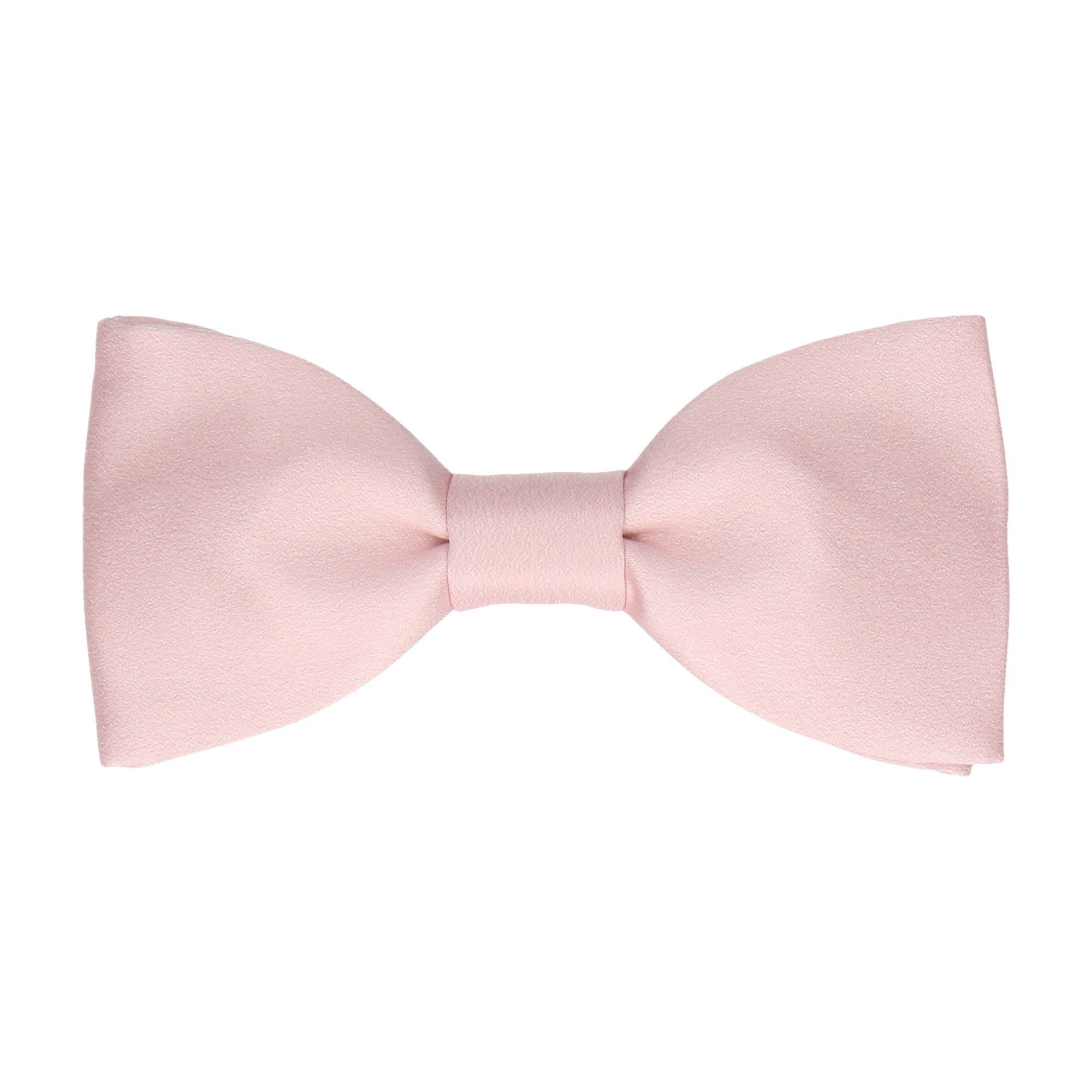 Classic in Soft Blush Bow Tie