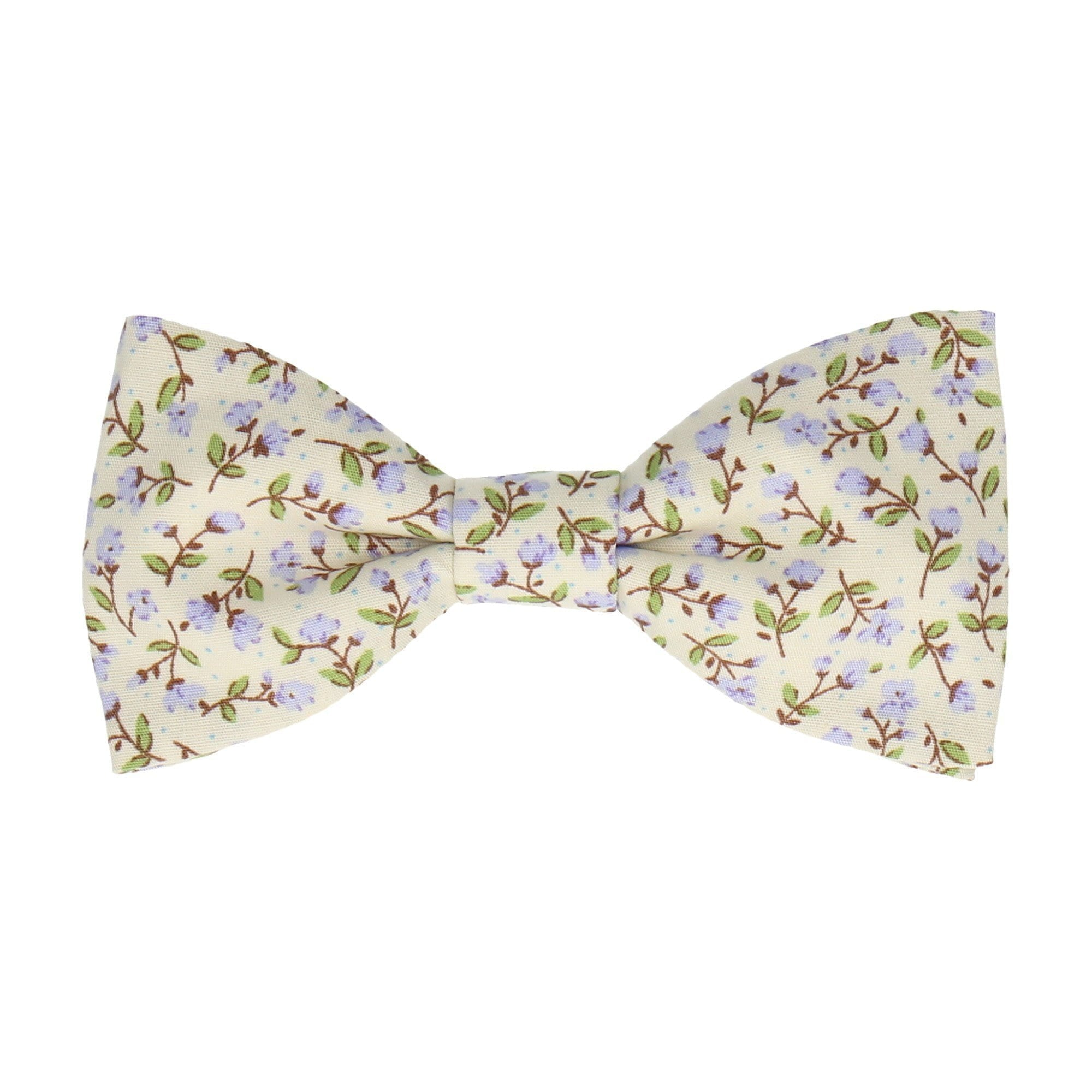 Ashington in Lilac Bow Tie