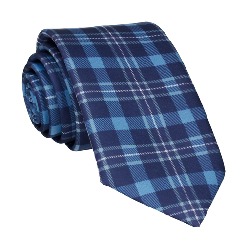 Inverness in Blue Tie