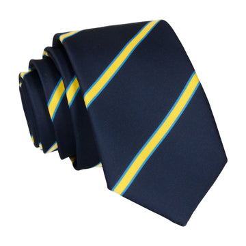 Doxford in Navy & Yellow Tie