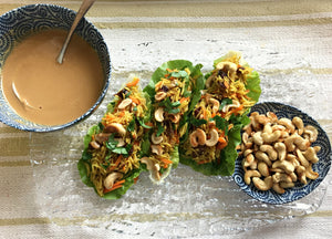 Royal Rice Lettuce Cups