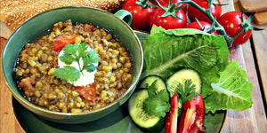 Pot to plate in 15 minutes this is the best dhal recipe you will ever try guaranteed or your money back