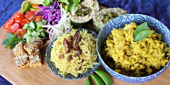 Easy delicious dhal recipes healthy and packed full of vegan protein to give you energy and vitality