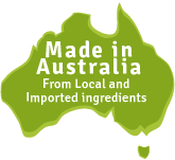 Vegan Proudly Australian Made