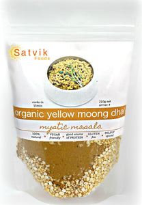 Organic Yellow Moong Dhal