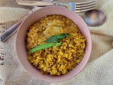 Organic Quinoa Curry