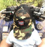 Hat - Camo - Hogs Dogs Quads Shop
