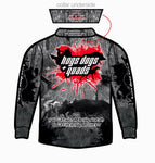 HDQ Long Sleeve Shirt - Hogs Dogs Quads Shop
