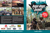 Hogs Dogs Quads 7 - Boars & Barra- BONUS Barra Fishing DVD - Hogs Dogs Quads Shop