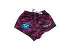 Footy Shorts - Pink Camo - Hogs Dogs Quads Shop