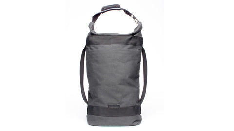 James Backpack - Asphalt Grey / Black