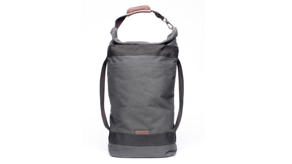 James Backpack - Asphalt Grey / Tan
