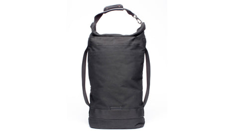 James Backpack - Solid Black / Black
