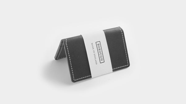 Frank - Card Holder - Midnight Black