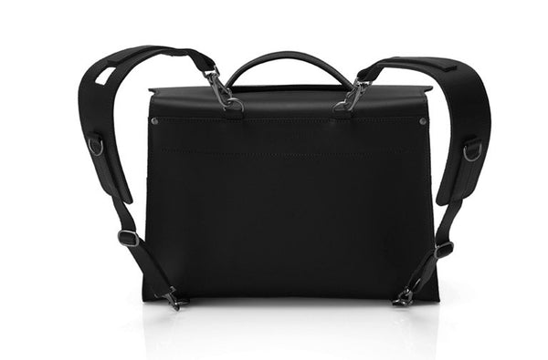 London Briefcase - Black