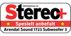 Arendal Sound 1723 SUBWOFER 3 REVIEW - STEREO+