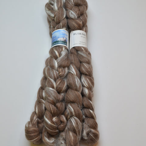 BFL Silk - Brown