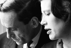 Jeremy Thorpe and his wife Caroline 1969