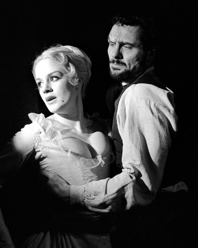 Mary Ure & Robert Shaw 1961