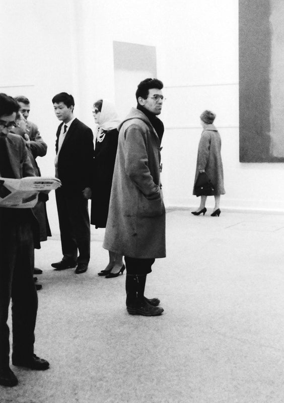 Rothko Exhibition 1961