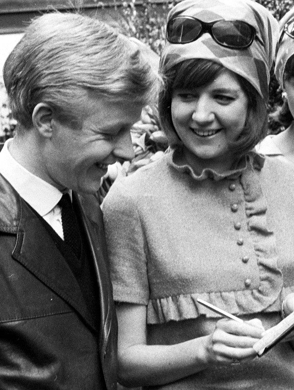 Cilla Black and Bobby Willis 1964