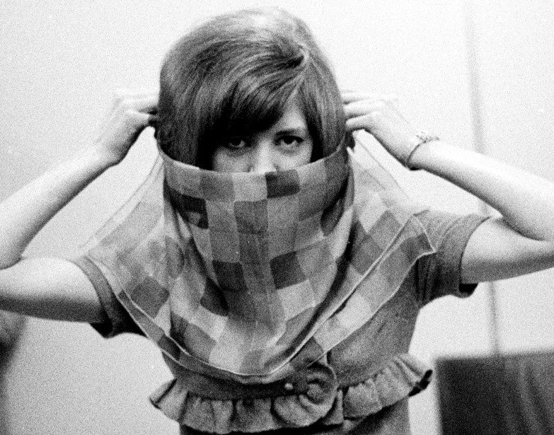 Cilla Black 1964
