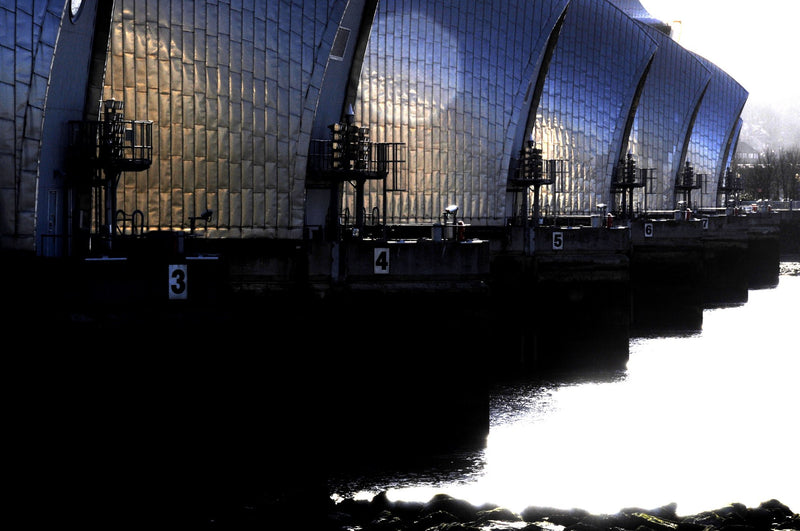 The Thames Barrier  2008