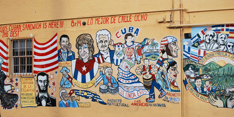 Explore The Magic Of Lil Havana On Calle Ocho In Miami