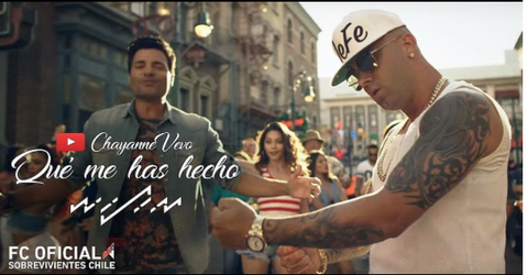 "Wisin and Chayanne ""Que Me Has Hecho"""