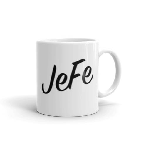 Jefe Coffee Mug (Black)