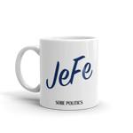 Jefe Coffee Mug (Blue) - sobepolitics