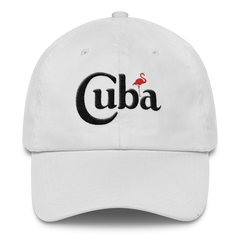Cuba Low Profile Hat - sobepolitics