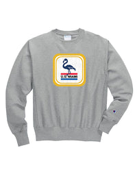 Miami Mail Champion Reverse Weave Sweatshirt - sobepolitics