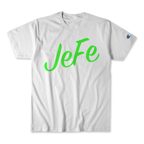 Champion JeFe T-Shirt - sobepolitics