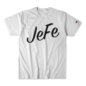Original Champion JeFe T-Shirt - sobepolitics